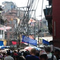 First impressions from Thamel